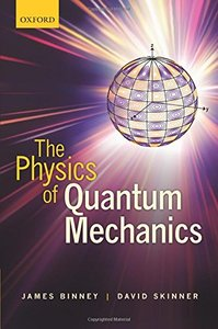 The Physics of Quantum Mechanics (Paperback)-cover