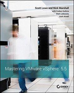 Mastering VMware vSphere 5.5 (Paperback)