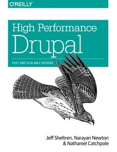 High Performance Drupal: Fast and Scalable Designs (Paperback)-cover