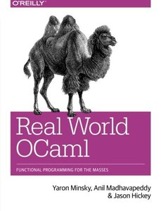 Real World OCaml: Functional programming for the masses (Paperback)-cover
