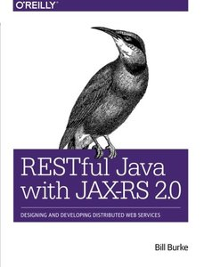 RESTful Java with JAX-RS 2.0, 2/e (Paperback)-cover