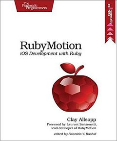 RubyMotion (Paperback)-cover