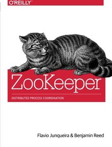 ZooKeeper: Distributed process coordination (Paperback)-cover