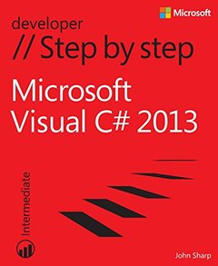 Microsoft Visual C# 2013 Step by Step (Paperback)-cover