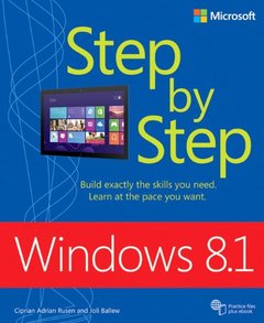 Windows 8.1 Step by Step (Paperback)-cover