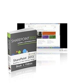 SharePoint 2013 Branding and UI Book and SharePoint-videos.com Bundle (Paperback)-cover