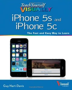 Teach Yourself VISUALLY iPhone 5s and iPhone 5c (Paperback)