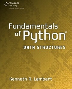 Fundamentals of Python: Data Structures (Paperback)