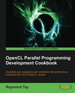 OpenCL Parallel Programming Development Cookbook-cover