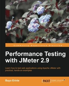 Performance Testing With JMeter 2.9-cover