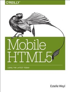 Mobile HTML5 (Paperback)-cover