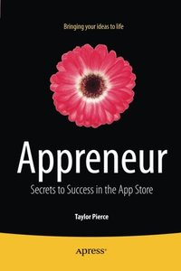 Appreneur: Secrets to Success in the App Store (Paperback)-cover