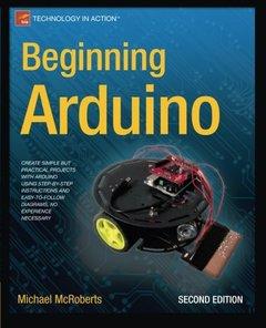 Beginning Arduino, 2/e (Paperback)-cover
