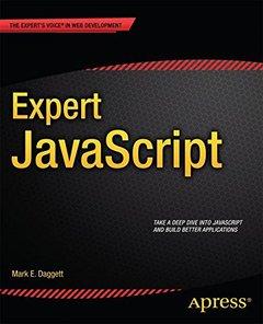 Expert JavaScript (Paperback)-cover