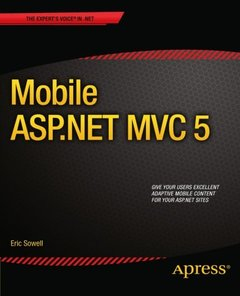 Mobile ASP.NET MVC 5 (Paperback)-cover