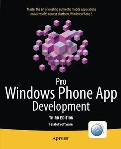Pro Windows Phone App Development, 3/e (Paperback)-cover