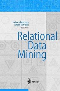 Relational Data Mining (Hardcover)-cover