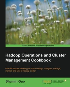 Hadoop Operations and Cluster Management Cookbook (Paperback)-cover