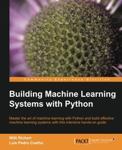 Building Machine Learning Systems with Python-cover