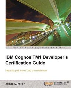 IBM Cognos TM1 Developer's Certification Guide (Paperback)-cover