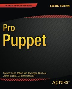 Pro Puppet, 2/e (Paperback)-cover