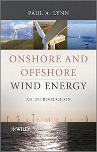 Onshore and Offshore Wind Energy: An Introduction (Hardcover)-cover