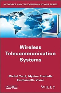 Wireless Telecommunication Systems (Hardcover)-cover