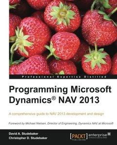 Programming Microsoft Dynamics NAV 2013 (Paperback)-cover