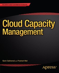 Cloud Capacity Management (Paperback)-cover