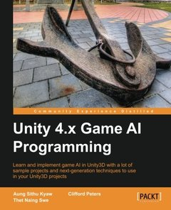 Unity 4.x Game AI Programming-cover