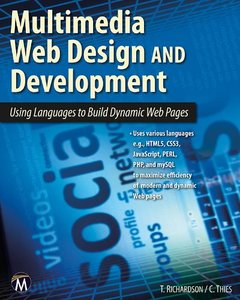 Multimedia Web Design: Using Languages to Build Dynamic Web Pages (Paperback)-cover