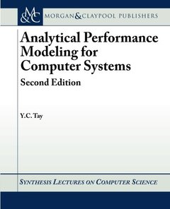 Analytical Performance Modeling for Computer Systems, 2/e (Paperback)-cover