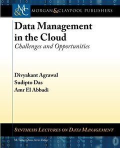 Data Management in the Cloud: Challenges and Opportunities (Paperback)-cover