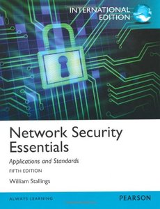 Network Security Essentials Applications and Standards, 5/e (IE-Paperback)-cover