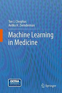 Machine Learning in Medicine (Hardcover)