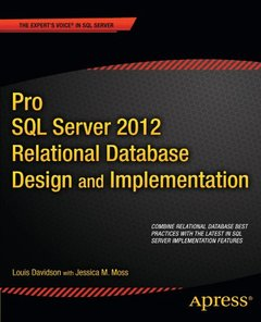 Pro SQL Server 2012 Relational Database Design and Implementation (Paperback)