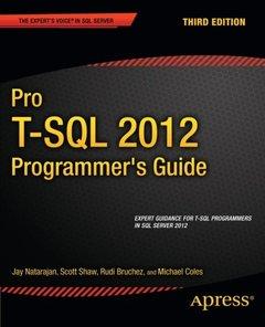 Pro T-SQL 2012 Programmer's Guide, 3/e (Paperback)-cover