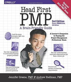 Head First PMP, 3/e (Paperback)-cover