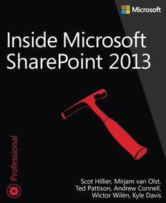 Inside Microsoft SharePoint 2013 (Paperback)-cover