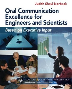 Oral Communication Excellence for Engineers and Scientists (Paperback)-cover