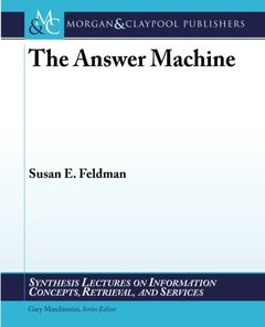 The Answer Machine (Paperback)-cover