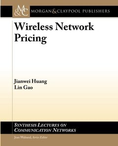 Wireless Network Pricing (Paperback)