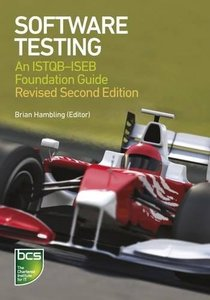 Software Testing: An ISTQB-ISEB Foundation Guide (Paperback)-cover