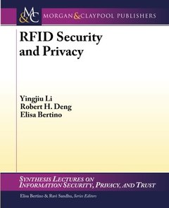 RFID Security and Privacy (Paperback)-cover