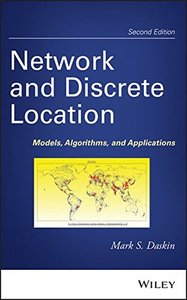 Network and Discrete Location: Models, Algorithms, and Applications, 2/e (Hardcover)-cover