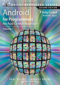 Android for Programmers: An App-Driven Approach, 2/e (Paperback)-cover