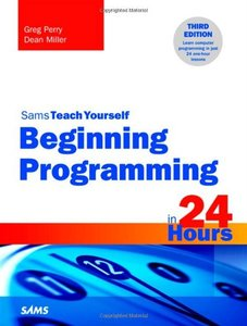 Sams Teach Yourself Beginning Programming in 24 Hours, 3/e (Paperback)-cover