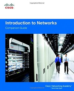Introduction to Networks Companion Guide (Hardcover)-cover