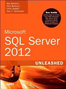 Microsoft SQL Server 2012 Unleashed (Paperback)-cover