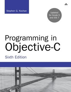 Programming in Objective-C, 6/e (Paperback)-cover